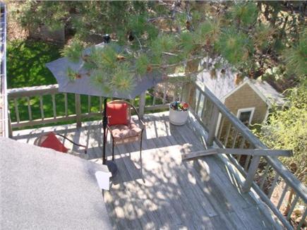 Wellfleet Cape Cod vacation rental - Another deck for relaxing