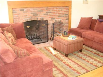 Wellfleet Cape Cod vacation rental - Living room to chat and relax.