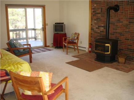 Wellfleet Cape Cod vacation rental - Den with TV if you want some quiet time?