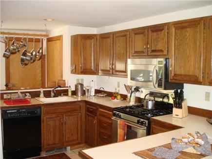 Wellfleet Cape Cod vacation rental - Kitchen to prepare your lobster dinner!