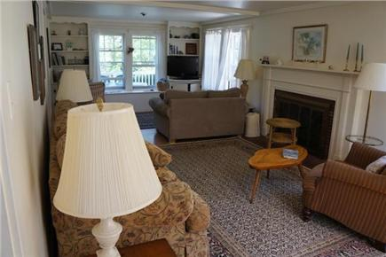 East Orleans Cape Cod vacation rental - Living room.