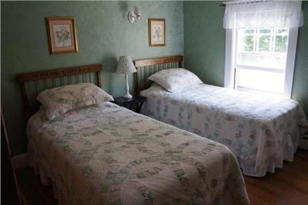 East Orleans Cape Cod vacation rental - Second bedroom with twin beds.