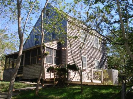 Truro Cape Cod vacation rental - View of the house & porch