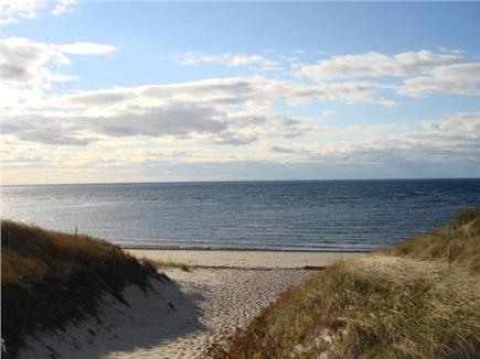 Truro Cape Cod vacation rental - Bay access right up the street