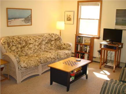 Truro Cape Cod vacation rental - Living room to chat and relax