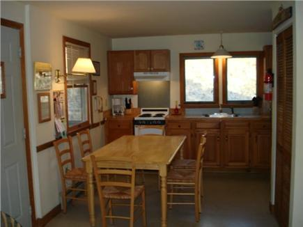 Truro Cape Cod vacation rental - Kitchen, I'm ready for my lobster roll.