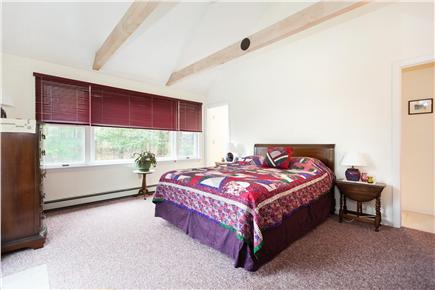 Orleans Cape Cod vacation rental - Master bedroom, queen bed