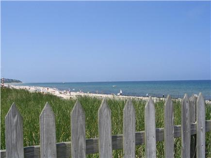 Plymouth MA vacation rental - Beach view from the boardwalk below.