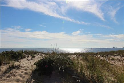 Truro Cape Cod vacation rental - Glistening View of Bay