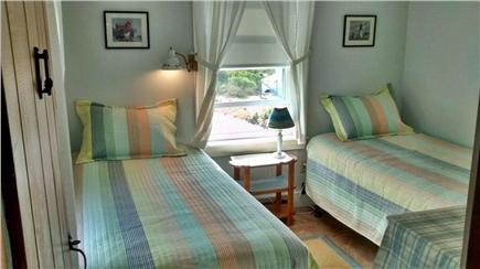 Sagamore Beach Sagamore Beach vacation rental - Blue bedroom, two twin beds