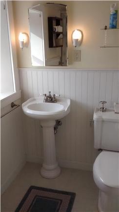 Sagamore Beach Sagamore Beach vacation rental - Downstairs bathroom