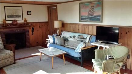Sagamore Beach Sagamore Beach vacation rental - Living room with futon sofa (double size)