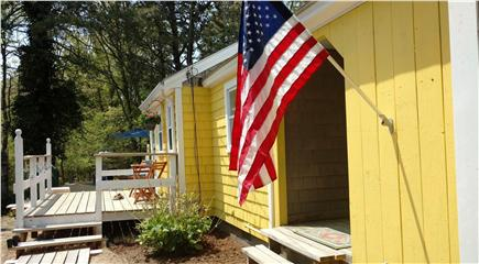 West Dennis Cape Cod vacation rental - Welcome to the Lemon Drop Cottage