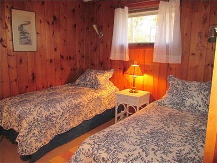 Wellfleet Cape Cod vacation rental - Twin bedroom main level