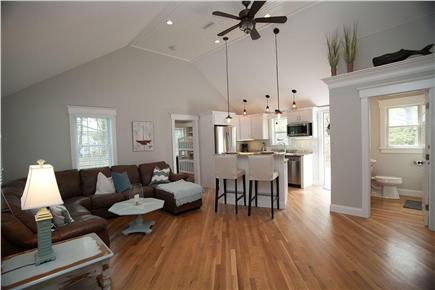 West Yarmouth Cape Cod vacation rental - All professional photos, BEST new rental in the Lewis Bay area!