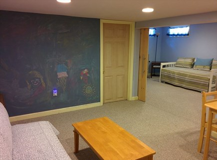 East Falmouth Cape Cod vacation rental - Playroom
