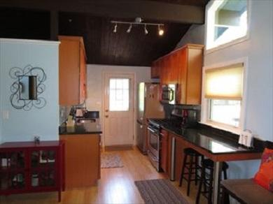 East Falmouth Cape Cod vacation rental - Kitchen