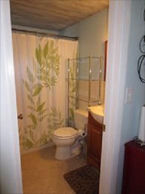 East Falmouth Cape Cod vacation rental - Bathroom