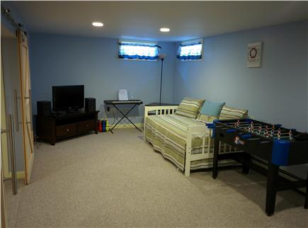 East Falmouth Cape Cod vacation rental - Lower Level