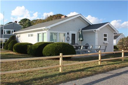 Mashpee Cape Cod vacation rental - The Cottage - 3rd house up from the private beach