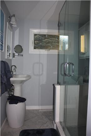 Mashpee Cape Cod vacation rental - Luxurious tiled walk-in shower