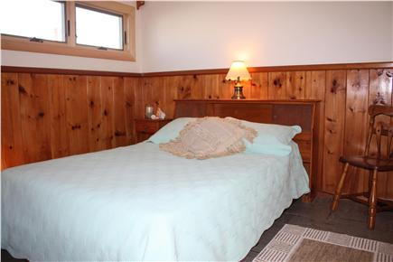 Mashpee Cape Cod vacation rental - Child or  guest bedroom, full bed, dresser, closet not shown