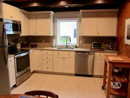 Mashpee Cape Cod vacation rental - Newly renovated kitchen, all new appliances & dishwasher