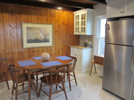 Mashpee Cape Cod vacation rental - Casual dining area off kitchen