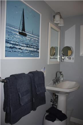 Mashpee Cape Cod vacation rental - Completely renovated bathroom this year