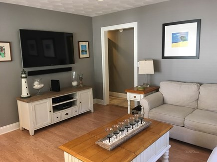 New Seabury, Popponesset Beach New Seabury vacation rental - Living Room, Flat Screen Smart TV, Wifi