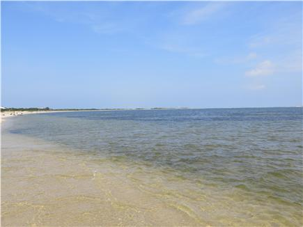 New Seabury, Popponesset Beach New Seabury vacation rental - Beautiful private Popponesset Beach is under 2 blocks away