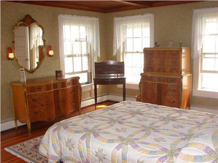 Yarmouth, On Bass River Cape Cod vacation rental - Waterfront Bedroom