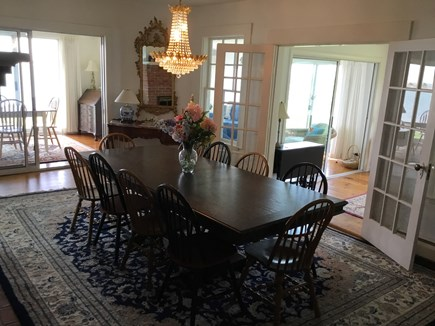 Yarmouth, On Bass River Cape Cod vacation rental - Dining Room