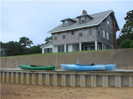 Yarmouth, On Bass River Cape Cod vacation rental - Private Beach