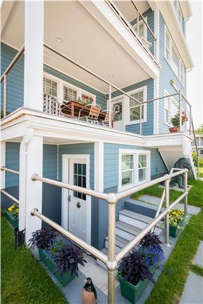 Scituate MA vacation rental - Close Up-Exterior