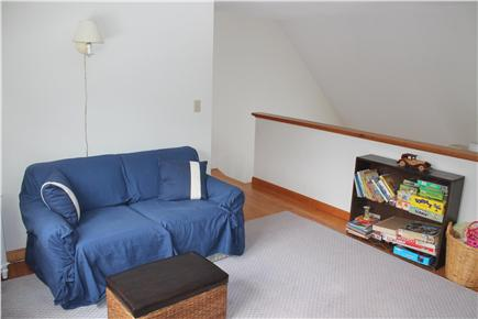 Eastham Cape Cod vacation rental - Loft with flat screen TV