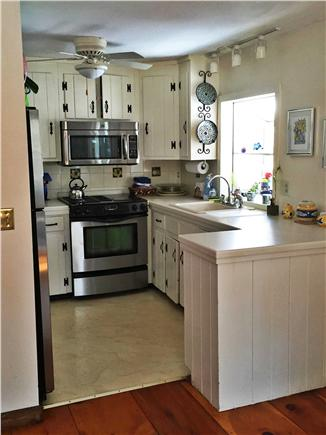 West Yarmouth Cape Cod vacation rental - Upgraded stainless steel appliances & dishwasher
