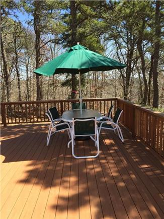 Wellfleet Cape Cod vacation rental - Patio Furniture