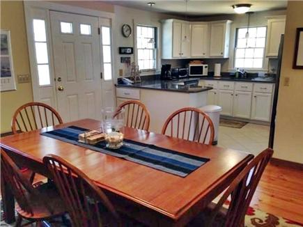 Wellfleet Cape Cod vacation rental - Dining to Kitchen