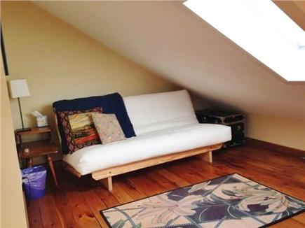 Wellfleet Cape Cod vacation rental - Futon In Upstairs Loft