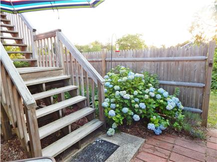 West Chatham Cape Cod vacation rental - Entrance to rental