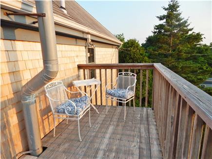 West Chatham Cape Cod vacation rental - Second story deck