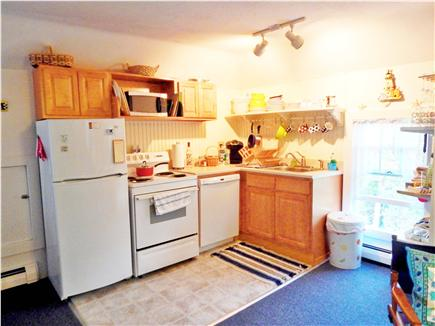 West Chatham Cape Cod vacation rental - Compact kitchen with everything you need!