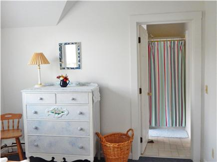 West Chatham Cape Cod vacation rental - Entry to bathroom from bedroom