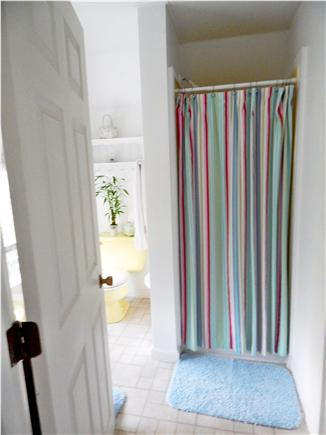 West Chatham Cape Cod vacation rental - Bathroom with shower stall