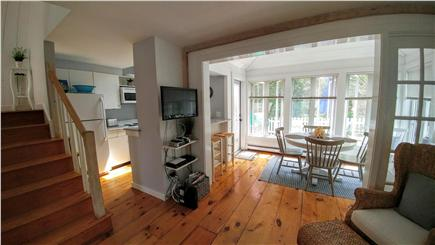 New Seabury, Mashpee New Seabury vacation rental - Sun Filled Dining Room