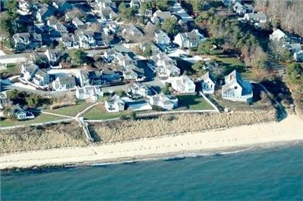 New Seabury, Mashpee New Seabury vacation rental - Spectacular View of Nantucket Sound from Maushop Village