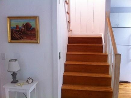 New Seabury, Mashpee New Seabury vacation rental - Stairway to Second Floor