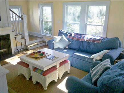 Chatham Cape Cod vacation rental - Fantastic living area w/flat plasma, Direct TV & Internet