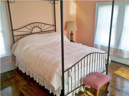 Chatham Cape Cod vacation rental - Master Bedroom first floor with full bath tub and shower